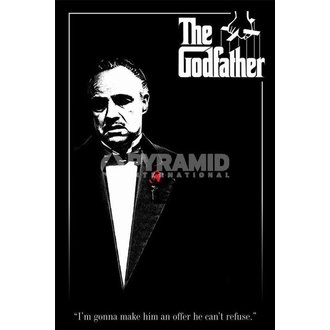 Poster Godfather (Red Rose) - PYRAMID POSTERS - PP30558