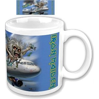 Keramiktasse  (Pott) Iron Maiden - Flight 666 Boxed Mug - ROCK OFF - IMMUG05
