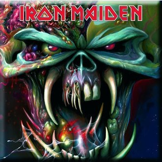 Magnet Iron Maiden - The Final Frontier Fridge Magnet - ROCK OFF, ROCK OFF, Iron Maiden