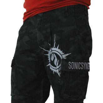 Herren Hose  Sonic Syndicate - Black Camouflage - NUCLEAR BLAST
