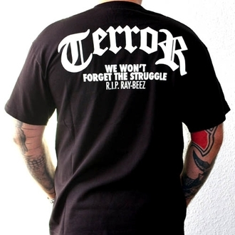 Herren T-Shirt Terror - Always Keep the Faith - RAGEWEAR - 029TSS11