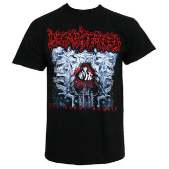 Herren T-Shirt Decapitated - The First Damned - PLASTIC HEAD