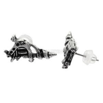 Ohrringee Tattoo Gun Earrings (Paar) - ALCHEMY GOTHIC - ULFE3