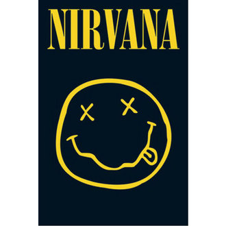 Poster - Nirvana - Smiley - LP1416 - GB posters