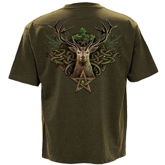 Herren T-Shirt SPIRAL - Oak King - LG 158604