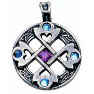 Anhänger  Celtic Cross Heart - EASTGATE RESOURCE - MA01