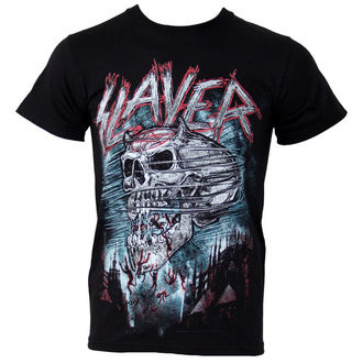 Herren T-Shirt Slayer - Demon Storm - EMI - TSB 7322