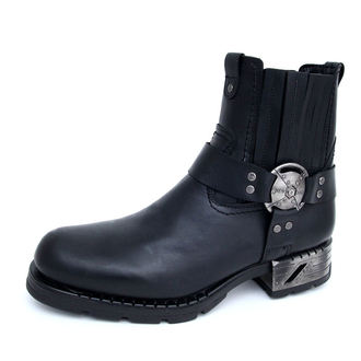 Schuhe NEW ROCK - MR007-S1 - Itali Negro