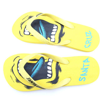 Sandalen Damen SANTA CRUZ - Screaming - YELLOW