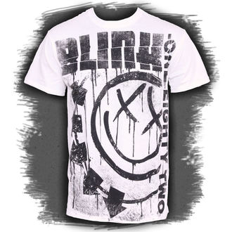 Herren T-Shirt Blink 182 - Spelled Out - ATMOSPHERE