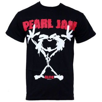 Herren T-Shirt   Pearl Jam - Stickman - LIVE NATION- 10244