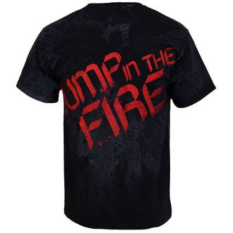 Herren T-Shirt Metalllica - Jump In The Fire All Over - BRAVADO USA