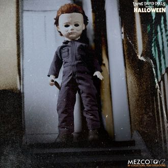 Puppe Halloween - Living Dead Dolls - Michael Myers, LIVING DEAD DOLLS, Halloween