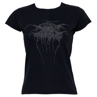 Damen T-Shirt  Darkthrone - True Norwegian Black Metall - RAZAMATAZ-GS099