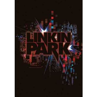 Fahne Linkin Park - Short Circuit, HEART ROCK, Linkin Park