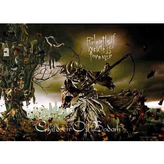 Fahne Children Of Bodom - Relentless - HFL1048