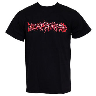 Herren T-Shirt Decapitated - Blood Logo - NUCLEAR BLAST
