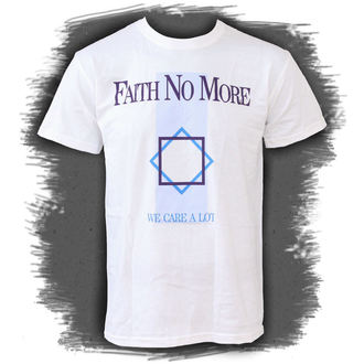 Herren T-Shirt Faith No More - We Care A Lot - PLASTIC HEAD - PH7371