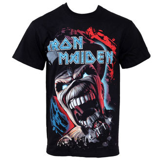 Herren T-Shirt  Iron Maiden - Wildest Dreams - ROCK OFF - IMTEE24MB