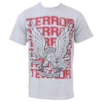Herren T-Shirt Terror - Struggle And Pain - BUCKANEER
