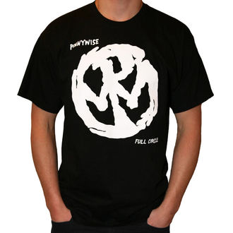 Herren T-Shirt Pennywise - Full Circle - Black - KINGS ROAD