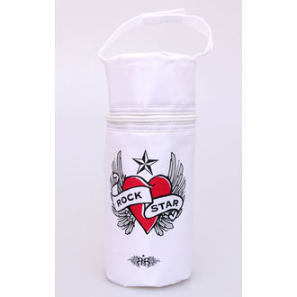 Thermo-Packung  Flasche ROCK STAR BABY - Heart@Wings - 90092