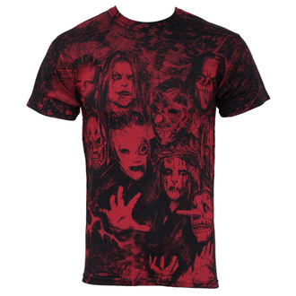 Herren T-Shirt Slipknot - Thorns All Over - BRAVADO USA