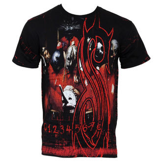 Herren T-Shirt Slipknot - Debut All Over - BRAVADO USA