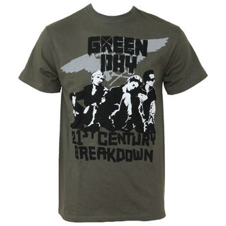 Herren T-Shirt Green Day - Vandals - BRAVADO USA