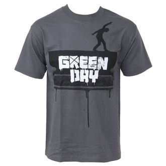 Herren T-Shirt Green Day - Razor Walk - BRAVADO USA - GDY1016