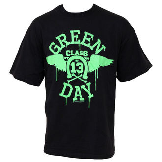 Herren T-Shirt Green Day - Neon Wings - BRAVADO USA
