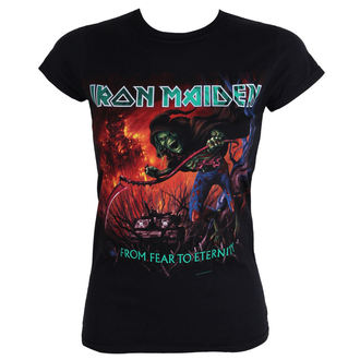 Damen T-Shirt  Iron Maiden - From Fear To Eternity - EMI - IMTEE20LB