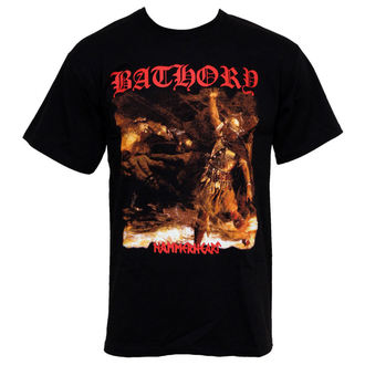 Herren T-Shirt Bathory - Hammerheart - PLASTIC HEAD - PH5419