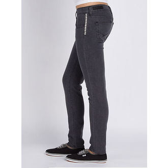 Damen Hose  VANS - Skinny Ankle Denim - Charcoal