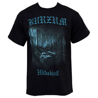 Herren T-Shirt Burzum - Hlidskjalf - PLASTIC HEAD - PH5606