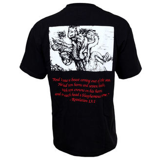 Herren T-Shirt Emperor - Wrath Of The Tyrants - PLASTIC HEAD