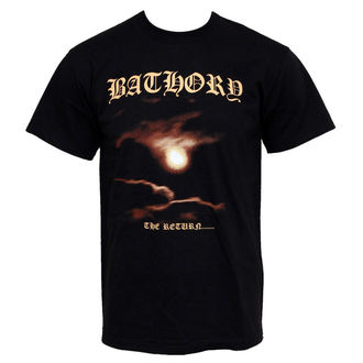 Herren T-Shirt Bathory - The Return - PLASTIC HEAD