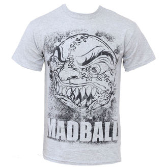 Herren T-Shirt Madball - Splatter Ball - Sports Grey