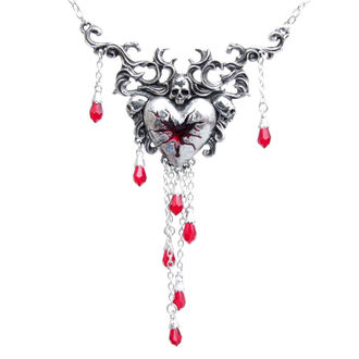 Halskette Bleeding Heart - ALCHEMY GOTHIC