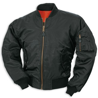 Jacke SURPLUS - BOMBERJACKE MA1 - black - 20-3503-03