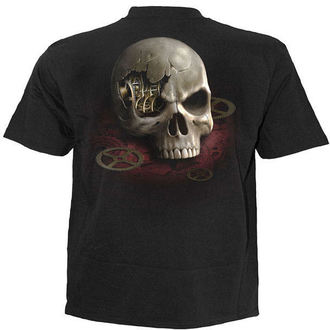 Herren T-Shirt SPIRAL - Steam Punk Bandit