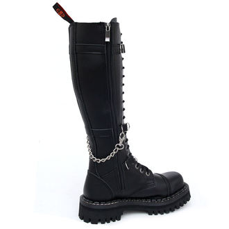 Stiefel KMM 20-Loch - Chain Black Monster