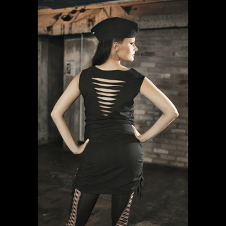 Damen Kleid POIZEN INDUSTRIES - Betty - Black