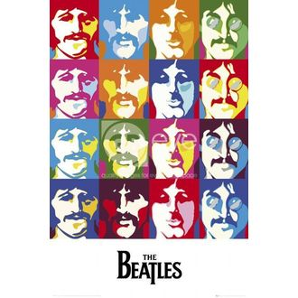 Poster The Beatles - Sea Of Colours - LP1274 - GB posters