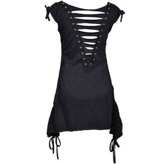 Damen Kleid POIZEN INDUSTRIES - Rock - Black