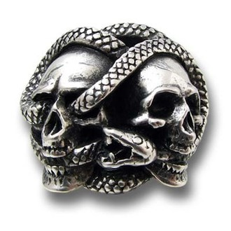 Ring Corruption ALCHEMY GOTHIC - R172