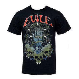 Herren T-Shirt Evile - Cult - Black - ATMOSPHERE