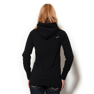 Damen Hoodie  HORSEFEATHERS - Force