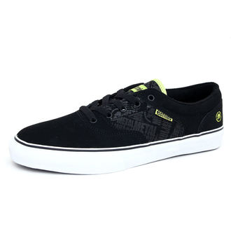 Herren Schuhe ETNIES - Metall Mulisha Fairflax - BLACK-LIME