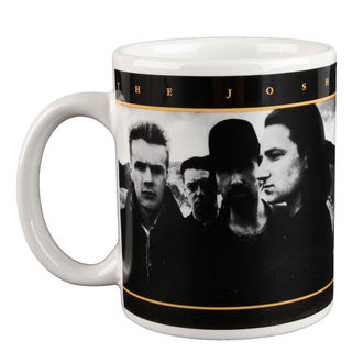 Keramiktasse  (Pott) U2 - The Joshua Tree, ROCK OFF, U2